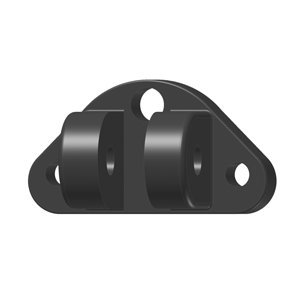 (LENCO COMPACT UPPER MOUNTING BRACKET (2 SCREW 1 WIRE)