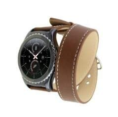 Jewh Watch Band for Samsung Gear S2 - Leather Watch Bands - Accessories Leather Bands -