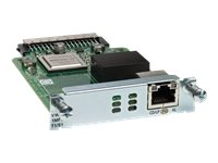 Cisco VWIC3-1MFT-T1/E1 1-Port T1/E1 Multiflex VWIC Card by Cisco