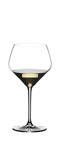 Riedel SST (SEE, SMELL, TASTE) Oaked Chardonnay Wine Glass, Set of 2
