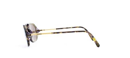 Carrera - Lunettes de soleil - Homme Or Gold Grey