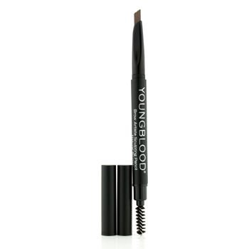 Youngblood Brow Artiste Sculpting Pencil, Natural Brunette 0.25 g by Youngblood by Youngblood