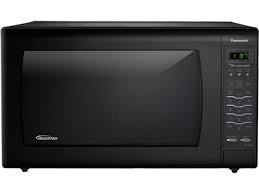 PANASONIC NN SN942B Full Size Countertop Technology