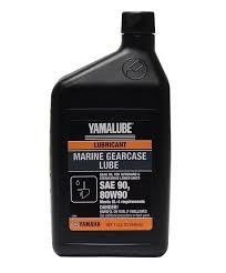 Lower Unit Gear Lubricant (OEM Yamaha Marine Lower Unit Gearcase Lube Quart ACC-GEARL-UB-QT)