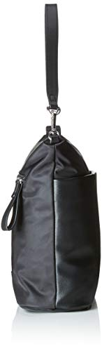 S.oliver (sacs) 38.899.94.3808 - Borsa Donna, Nero (noir), 14x25x27 Cm (b X H T)