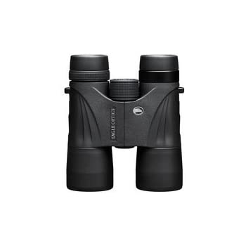 Eagle Optics Ranger ED 8x42mm Roof Prism Waterproof Binocular,Black