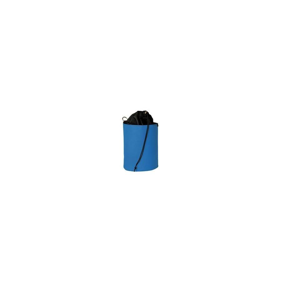 A.M. Leonard Weaver Throw Line Nylon Storage Bag Blue