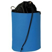 A.M. Leonard Weaver Throw Line Nylon Storage Bag Blue