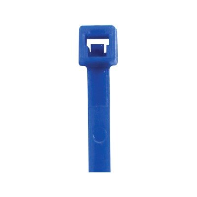 Box King CT145D 50# Cable Ties, 14 Length, Blue by Box King   B0153I4EUA