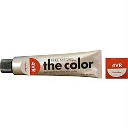 Paul Mitchell The Color Permanent Cream Hair Color Hair Coloring Products (4VR VIOLET RED)