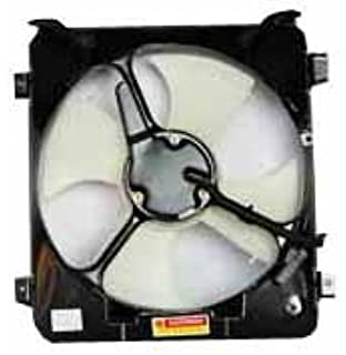 TYC 610970 A//C Condenser Fan Assembly