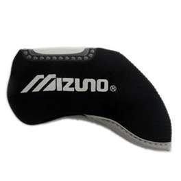 New!! Mizuno 10pcs Black Headcover for Any Iron Club - Neoprene Head Covers