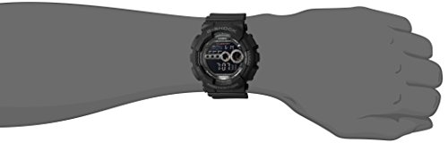 Casio Men's GD100 G-Shock Protection Watch