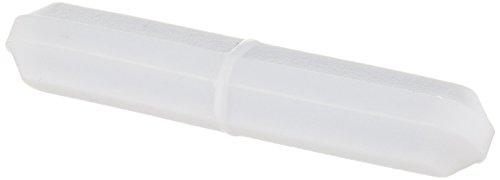 Bel-Art Spinbar Teflon Octagon Magnetic Stirring Bar; 76.2 x 12.7mm, White (F37110-0003) -