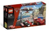 Grand Prix Set - LEGO Disney Cars Exclusive Limited Edition Set #8423 World Grand Prix Racing Rivalry
