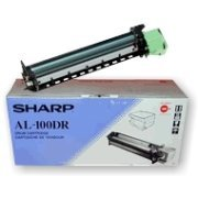 Sharp AL 100DR Laser Toner Drum, Works for AL-1020, AL-1041, AL-1041 MFP, AL-1200