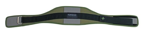 HumanX 6.0-Inch CoreFlex Belt, Green, Large