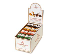 Niederegger Marzipan Variation Mini Loaves - Bulk (80 x 0.44oz) by Niederegger