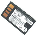 Replacement Battery for JVC GR-D796, D750, HD40AC, HD40, MG555, MG255, HD7, D750U, D740AC, HD10, MG275, MG155, HD3, D750AC, HD30AC, HD30, MG575, MG255AC, MG130, MS90 (BN-VF808, BN-VF808U without cable)