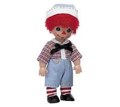 Precious Moments Timeless Traditions Boy Doll