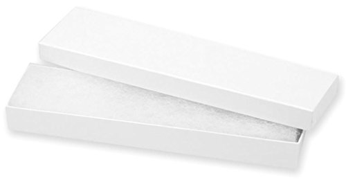 Darice 1162-95  Jewelry Box with Filler 8-Inch by 2-1/6-Inch by 7/8-Inch  , -