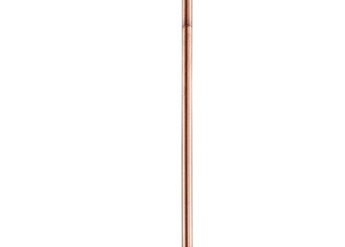 - Kichler 4935ACO Accessory Stem 0.625 x 12-Inch, Antique Copper