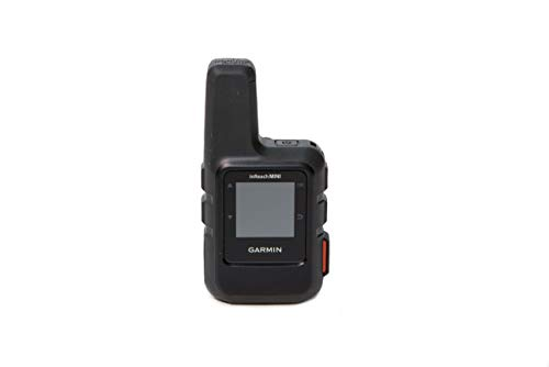 Garmin inReach Mini, Lightweight and Compact Handheld Satellite Communicator, Black