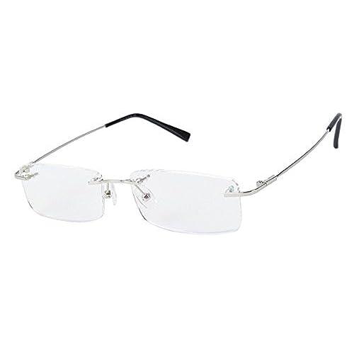 Women\'s Rimless Eyeglasses Frames: Amazon.com