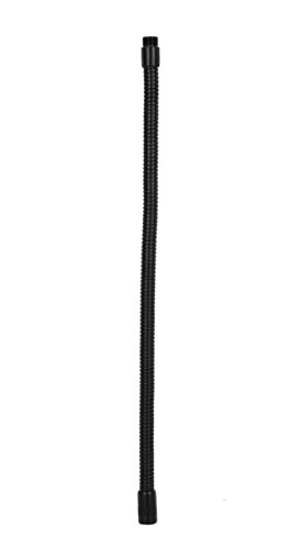 (Gator Frameworks Flexible Black Gooseneck for Microphones; 19