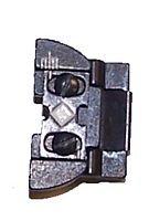 Ruger 10/22 Standard Open Rear Sight, Black, B76 (10 Sight 22 Rear Ruger)