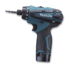 Makita DF030DWE 10.8V Drill Driver (2 Batteries)