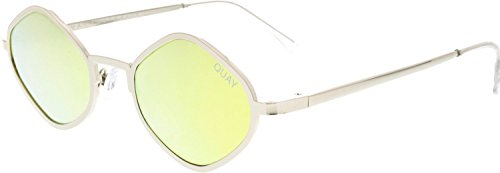 Dorado Eyewear Quay Purple para Honey Gafas Gold Mujer Sol de 130 Gold 8rdrq5w