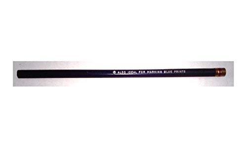 Berol, 741, Verithin, Eagle Colored Pencil, Indigo Blue, Flexible Lead, Made in USA, Sold individually. Original Berol pencils. (Berol Eagle Pencils)