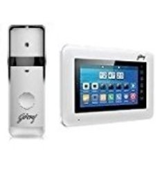 Buy Godrej Security Solutions Seethru ST7 Lite 7 Inch Video Door