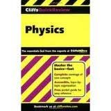 img - for Physics (Cliffs Quick Review) 1st (first) edition book / textbook / text book