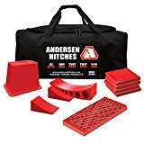 Andersen Hitches 3603 - Ultimate Trailer Gear EZ Block Bag