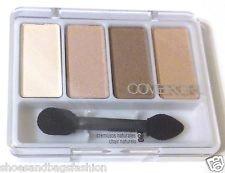 CoverGirl Eye Enhancers 4 Color Eye Shadow Kit - Natural Nudes 280 (Pack of 3)