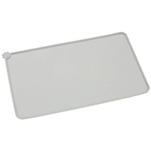 Karlie 22222/Silicon Pad Vassoio per Gatto o Cane Ciotole 48.5/x 30/x 0.5/cm