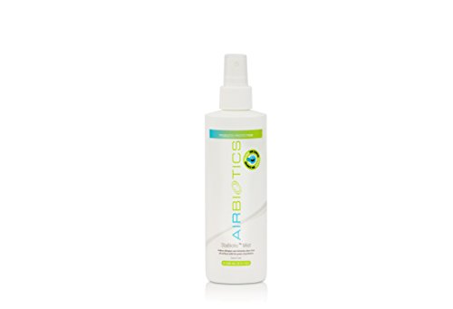 Probiotics Organic Allergy Combating All Surface Stabiotics Mist   Replaces Your Aerosol Products  Reduces Allergens  Eliminates Odors  Apply To Pillows  Bedding  Carpets  Toys  Tables   More  8 Oz