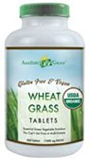 Amazing Grass Organic Wheat Grass -- 200 Tablets (B0007ZDFAK) | Amazon price tracker / tracking, Amazon price history charts, Amazon price watches, Amazon price drop alerts