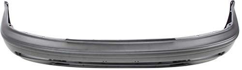 Front Bumper Cover Compatible with HONDA ACCORD 1991-1993 Primed Coupe/Sedan (1991 - SE model)