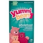 Hero Nutritionals Yummi Bears Whole Food Supplement (1×90 BEARS)