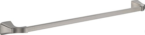 Delta Faucet 75230-SS Tesla Towel Bar, Stainless, 30'' by DELTA FAUCET