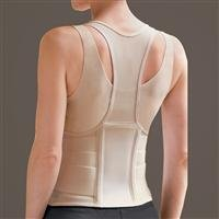 BSN Medical/FLA Ortho (a) Cincher Female Back Support X-Large Tan by Cincher