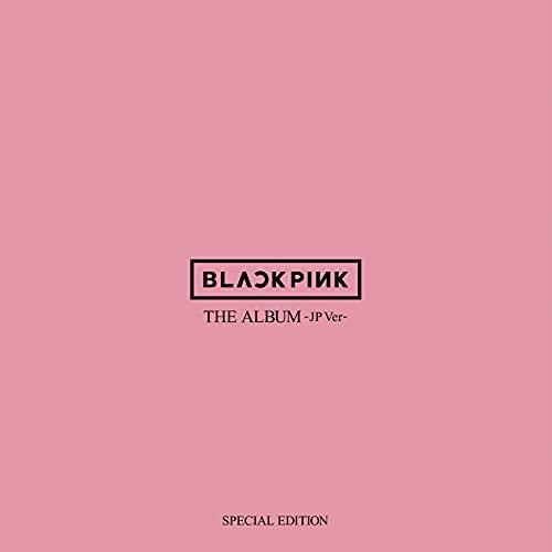 [2021년 8월 3일 발매예정] 블랙핑크 BLACK PINK - THE ALBUM -JP Ver.- (SPECIAL EDITION 통상반)(DVD / 특전:메가 자케(통상반 도안)포함)