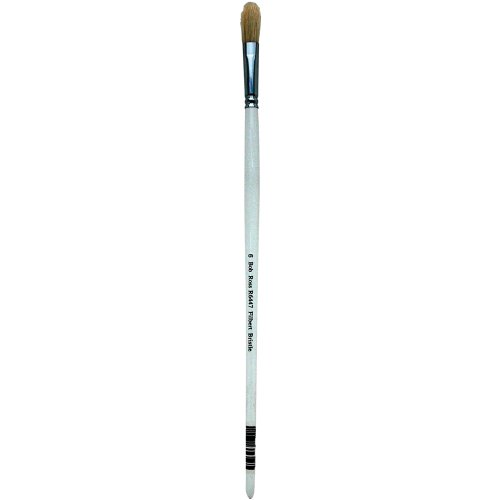 Martin & F. Weber Bob Ross Number6 Filbert Paint Brush (CR6447) by Martin & F. Weber