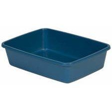 Petmate Litter Pan with Microban – color may vary – Medium, My Pet Supplies
