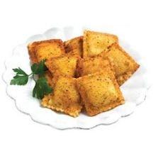 San Rallo Toasted Cheese Ravioli Appetizer, 5 Pound -- 2 per case. (Italian Ravioli)