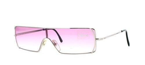 Chloe 73 753 Silver Authentic Women Vintage - Chloe Vintage Sunglasses
