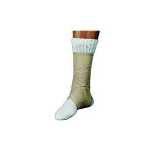 Sport Aid Double Strap Ankle Support Large - 1 Pack